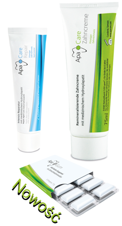 ApaCare Remineralinsin Repair Gum
